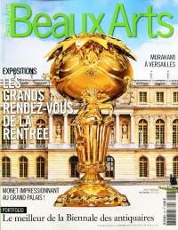 grands rendez vous de la rentr e magazine beaux arts magazine 315. Black Bedroom Furniture Sets. Home Design Ideas